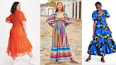 Shop The Trend: The Most Voluminous, Colorful Dresses Of Summer