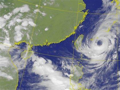 颱風烟花逼近 新竹縣五峰、尖石國中等多校23日停班停課