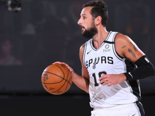 Marco Belinelli leaves Spurs, signs in native Italy