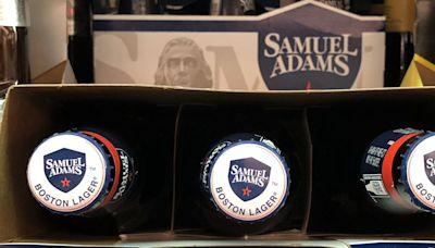 Maker of Sam Adams beer heads toward record stock high as hard-seltzer sales boost earnings