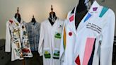 Doctors' coats turned into Covid-fighting art in Panama