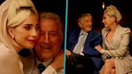 Lady Gaga & Tony Bennett Share Glimpse At Their Heartwarming Friendship In 'Love For Sale' Trailer