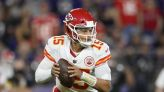 Patrick Mahomes posts 1st career interception, loss in month of September
