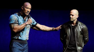 巨石強森和傑森史塔森回歸《玩命關頭10》?導演給答案