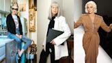 活到老美到老,盤點4位加起來破300歲的時尚老奶奶!不只把年齡踩在腳底、連職業都超驚人…竟然還有犯罪學博士