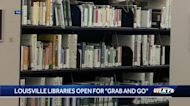 Louisville Free Public Library resumes in-person services