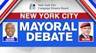 REPLAY: NYC mayoral debate