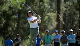 Dahmen goes bogey free to seize lead at PGA Barracuda