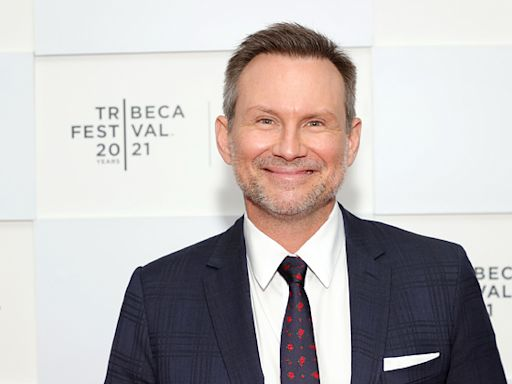 Christian Slater Has Seen Chris Evans' Viral Tweet About Him, And He Has No Idea What To Think About It