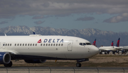 Delta has banned more than 1,600 unruly passengers
