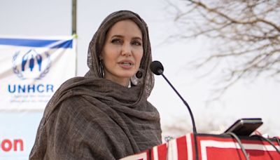 Angelina Jolie Honored World Refugee Day with a Speech in Burkina Faso