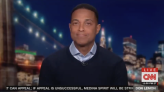 CNN's Don Lemon has lowest-rated week since struggling program switched names