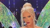 Katy Perry's Magical Transformation Into Tinkerbell - E! Online