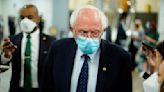 U.S. Senator Manchin slams Bernie Sanders in battle over Biden spending plan