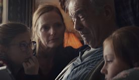 Apple's holiday commercial is a live-action version of the saddest scene in Up