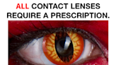 Prevent Blindness Declares October as Contact Lens Safety Month, Advises Public on Important Precautions to Keep Eyes Healthy