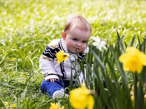 歐洲王室最萌寶寶1歲了!盧森堡查爾斯小王子3個最得意BB造型可愛度爆標!