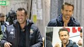 Ryan Reynolds and Rob McElhenney watch Wrexham play for first time at Maidenhead