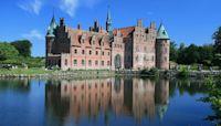 Most beautiful castles in Denmark
