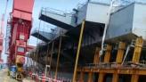 台海軍情》共軍003航艦「超近照」曝光 升降機數量疑增至2台