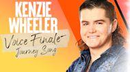 "Kenzie Wheeler Sings George Strait's ""Heartland"" - The Voice Finale Performances 2021"