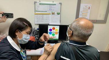 自費接種》AZ疫苗自費施打首日 彰縣63人接種