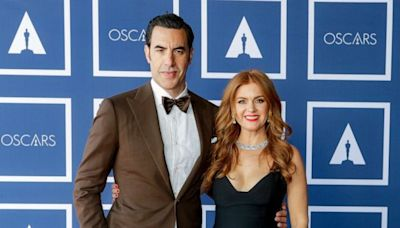 Isla Fisher on why she will never post photos of her children on social media
