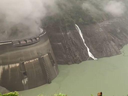 警報解除!德基水庫一夜增266萬噸水 蓄水率過50%