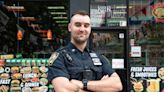 Hero NYPD cop describes how he saved stab victim's life with potato chip bag: 'I just needed something squared off at the edges'