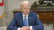 Biden speaks with local leaders about reducing gun crime