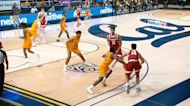 Stanford men's basketball's Oscar da Silva is the Cardinal male 2021 Tom Hansen Award winner