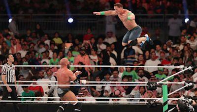 John Cena Says He's 'Definitely' Returning to the WWE: 'I Haven't Had My Last Match'
