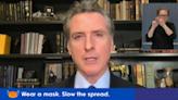 California Covid-19 Update: Gov. Gavin Newsom Reveals State's Vaccine Distribution Timeline