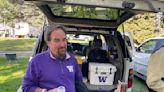 Actor, UW Alum Richard Karn Back for Homecoming, Some Husky Improvement
