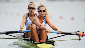 Tokyo Olympics' Coronavirus Delay Forces Team USA Rower Grace Luczak To Adapt