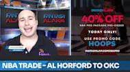 NBA Offseason: Al Horford traded to OKC