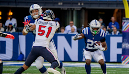 Texans vs. Colts first quarter recap: Indianapolis takes 7-0 lead