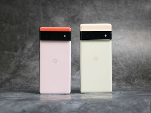 Pixel 6 and 6 Pro hands-on: Google's return to premium phones