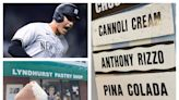 Yankees' Anthony Rizzo ... is actually a delicious dessert at this N.J. pastry shop