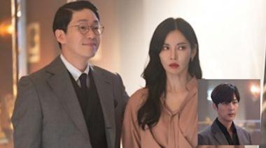 話題劇《Penthouse 3》蟬聯話題榜冠軍 金素妍與兩任老公陷三角關係 | 蘋果日報