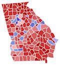 2016 United States Senate election in Georgia