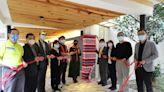 台科大達路岸長廊開幕 原住民學生展示編織藝術 - 工商時報