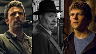 Every David Fincher movie, ranked by EW grade