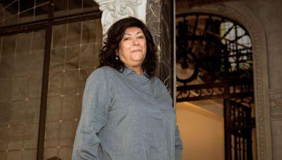 """Almudena Grandes anuncia que padece cáncer: """"Mis favoritos son los supervivientes"""""""