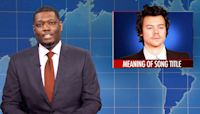 Weekend Update: Harry Styles Reveals Song Meaning, Clint Eastwood CBD Lawsuit