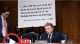 Fauci, Rand Paul clash over 'gain-of-function' research at Wuhan lab in China