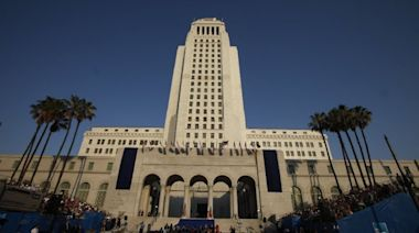 Raymond Chan, former L.A. deputy mayor, charged in federal City Hall corruption case