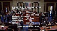 Congress votes to avert government shutdown