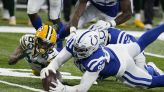 Defense's strong 2nd half leads Colts past Packers in OT