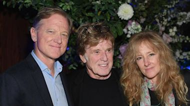 Robert Redford's son James dies aged 58 after battle with liver cancer